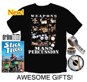 Unique Drummer Gift Ideas